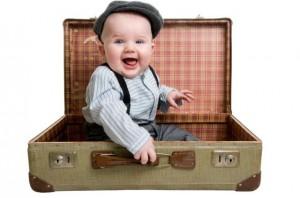 Baby Sleep Routine & Christmas Travel - Baby Winkz Blog