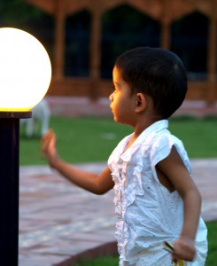 Night light – Is it affecting my child's sleep?