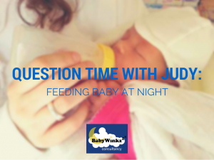 Babywinkz Consultancy - question time with judy