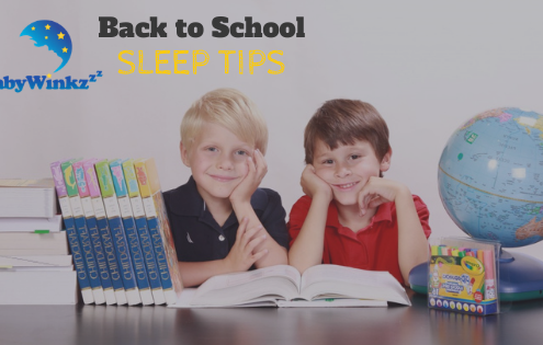 Back to School Sleep Tips : Help Your Child be ready (2020)