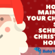 Maintaining Your Child's Sleep Schedule Over the Christmas Holiday